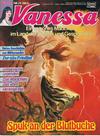 Cover for Vanessa (Bastei Verlag, 1990 series) #26
