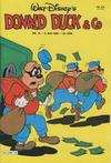 Cover for Donald Duck & Co (Hjemmet / Egmont, 1948 series) #19/1980