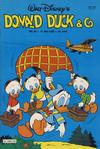 Cover for Donald Duck & Co (Hjemmet / Egmont, 1948 series) #20/1980
