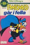 Cover Thumbnail for Donald Pocket (1968 series) #34 - Fantonald går i fella [3. opplag Reutsendelse 330 32]