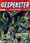 Cover for Gespenster Geschichten (Bastei Verlag, 1974 series) #48