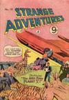 Cover for Strange Adventures (K. G. Murray, 1954 series) #19