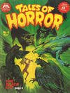 Cover for Tales of Horror (Gredown, 1975 series) #4