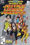 Cover Thumbnail for Justice League of America (1960 series) #258 [Direct Edition]