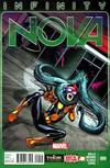 Cover for Nova (Marvel, 2013 series) #9
