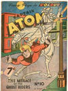 Cover for Captain Atom (Atlas, 1948 series) #10