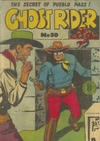 Cover for Ghost Rider (Atlas, 1950 ? series) #30