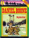 Cover for Daniel Boone Pockets (Classics/Williams, 1977 series) #2