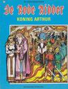 Cover for De Rode Ridder (Standaard Uitgeverij, 1959 series) #19 [zwartwit] - Koning Arthur [Herdruk 1973]