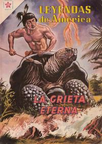 Cover Thumbnail for Leyendas de América (Editorial Novaro, 1956 series) #40