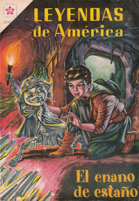 Cover Thumbnail for Leyendas de América (Editorial Novaro, 1956 series) #51