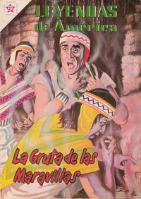 Cover Thumbnail for Leyendas de América (Editorial Novaro, 1956 series) #54