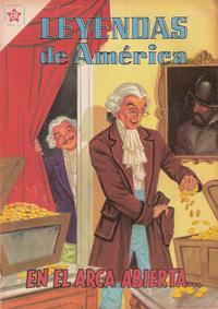 Cover Thumbnail for Leyendas de América (Editorial Novaro, 1956 series) #61