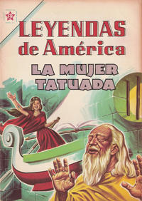 Cover Thumbnail for Leyendas de América (Editorial Novaro, 1956 series) #81