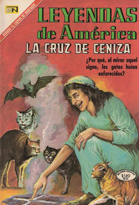 Cover Thumbnail for Leyendas de América (Editorial Novaro, 1956 series) #176