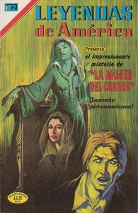 Cover Thumbnail for Leyendas de América (Editorial Novaro, 1956 series) #245