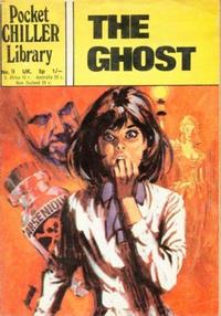 Cover for Pocket Chiller Library (Thorpe & Porter, 1971 series) #9