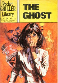 Cover Thumbnail for Pocket Chiller Library (Thorpe & Porter, 1971 series) #9