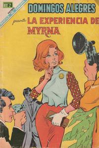 Cover Thumbnail for Domingos Alegres (Editorial Novaro, 1954 series) #751