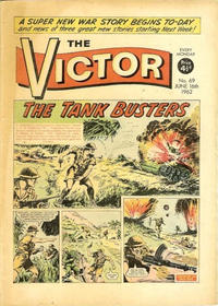 Cover Thumbnail for The Victor (D.C. Thomson, 1961 series) #69