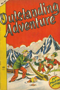Cover Thumbnail for Outstanding Adventure (Bell Features, 1949 series) #61
