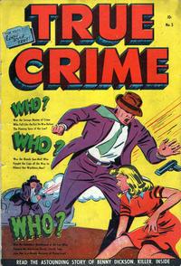 Cover Thumbnail for True Crime Comics (Alval Publishers, 1948 series) #5