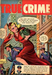 Cover Thumbnail for True Crime Comics (Alval Publishers, 1948 series) #v2#8