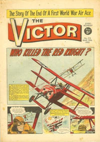 Cover Thumbnail for The Victor (D.C. Thomson, 1961 series) #213
