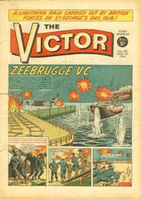 Cover Thumbnail for The Victor (D.C. Thomson, 1961 series) #159