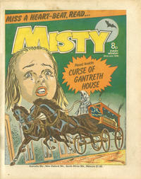 Cover Thumbnail for Misty (IPC, 1978 series) #22nd July 1978 [25]