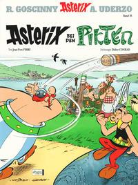 Cover Thumbnail for Asterix (Egmont Ehapa, 1968 series) #35 - Asterix bei den Pikten