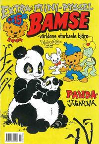 Cover Thumbnail for Bamse (Egmont, 1997 series) #15/2004