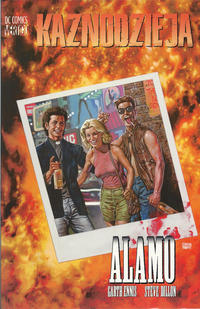 Cover Thumbnail for Kaznodzieja (Egmont Polska, 2002 series) #[13] - Alamo