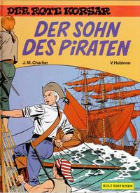 Cover Thumbnail for Der Rote Korsar (Kult Editionen, 1996 series) #[3] - Der Sohn des Piraten