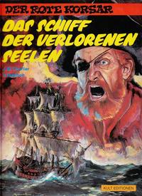 Cover Thumbnail for Der Rote Korsar (Kult Editionen, 1996 series) #[6] - Das Schiff der verlorenen Seelen