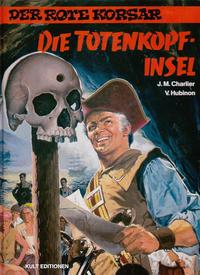 Cover Thumbnail for Der Rote Korsar (Kult Editionen, 1996 series) #[7] - Die Totenkopfinsel