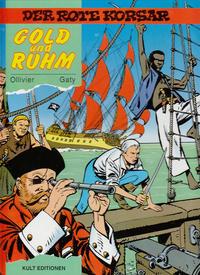 Cover Thumbnail for Der Rote Korsar (Kult Editionen, 1996 series) #[30] - Gold und Ruhm