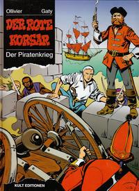 Cover Thumbnail for Der Rote Korsar (Kult Editionen, 1996 series) #[31] - Der Piratenkrieg