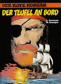 Cover for Der Rote Korsar (Kult Editionen, 1996 series) #[32] - Der Teufel an Bord