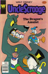 Cover Thumbnail for Uncle Scrooge (Western, 1963 series) #166 [Whitman]