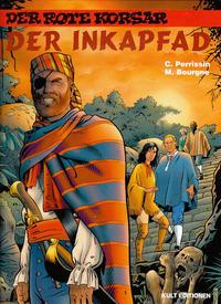 Cover Thumbnail for Der Rote Korsar (Kult Editionen, 1996 series) #[33] - Der Inkapfad