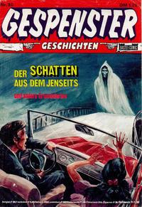 Cover Thumbnail for Gespenster Geschichten (Bastei Verlag, 1974 series) #36