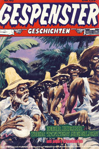 Cover Thumbnail for Gespenster Geschichten (Bastei Verlag, 1974 series) #40