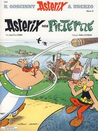 Cover Thumbnail for Asterix (Hjemmet / Egmont, 1969 series) #35 - Asterix hos Pikterne