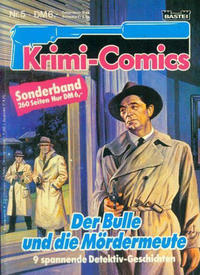 Cover Thumbnail for Krimi-Comics (Bastei Verlag, 1988 series) #5