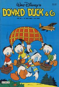 Cover Thumbnail for Donald Duck & Co (Hjemmet / Egmont, 1948 series) #20/1980
