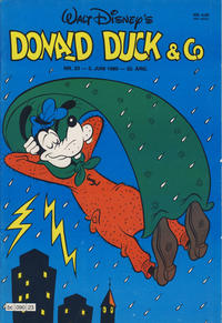 Cover Thumbnail for Donald Duck & Co (Hjemmet / Egmont, 1948 series) #23/1980