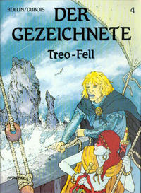Cover Thumbnail for Der Gezeichnete (Arboris, 1992 series) #4 - Treo-Fell