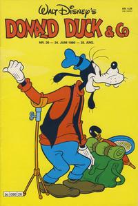 Cover Thumbnail for Donald Duck & Co (Hjemmet / Egmont, 1948 series) #26/1980