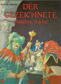 Cover Thumbnail for Der Gezeichnete (Arboris, 1992 series) #1 - Hutgins Rache